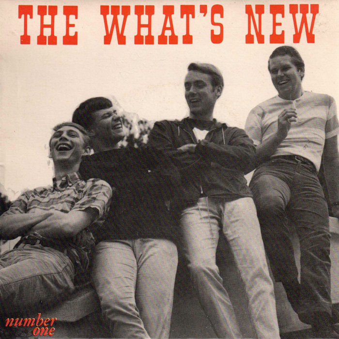 The What's New EP