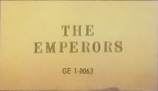 Emperors Business Card
