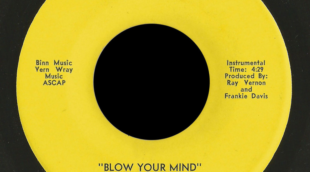 Link Wray Heavy 45 Blow Your Mind