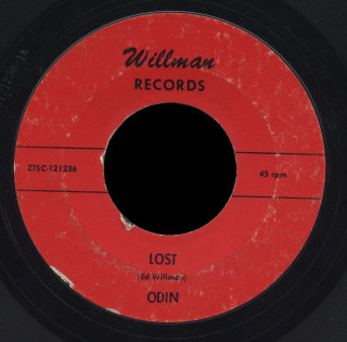 Odin Willman 45 Lost