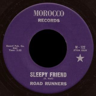 Road Runners Morocco 45 Sleepy Friend