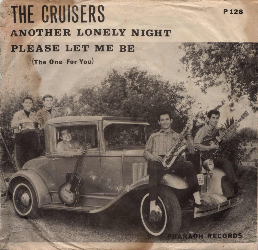 Cruisers Pharaoh sleeve Another Lonely Night