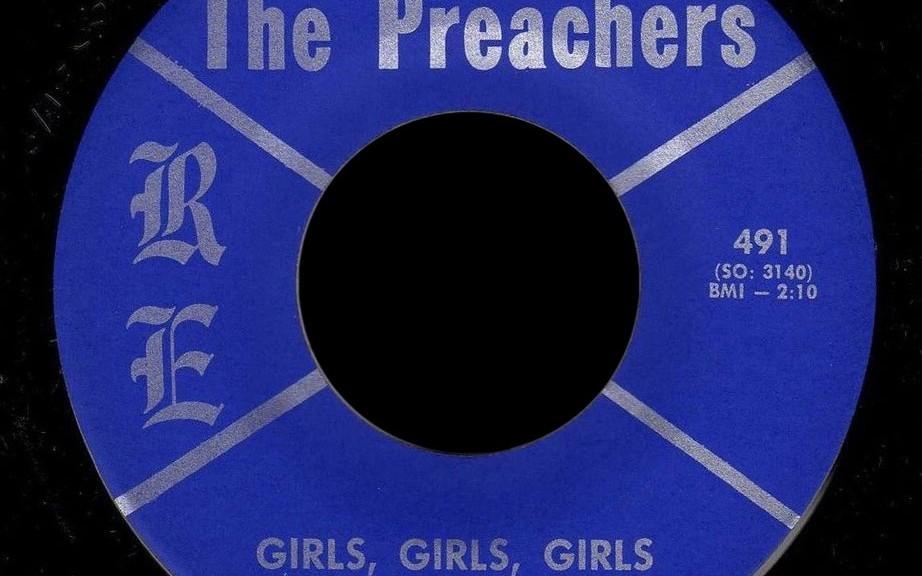 Preachers RE 45, Girls, Girls, Girls