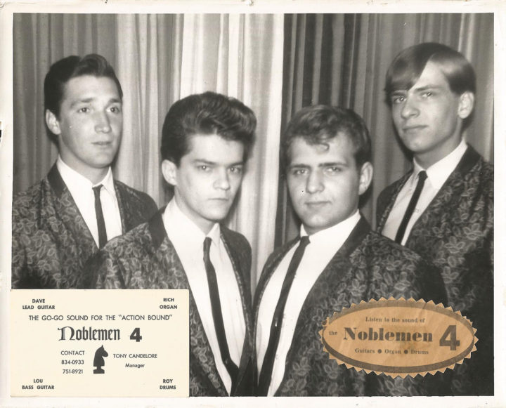 Noblemen 4 photo and business card
