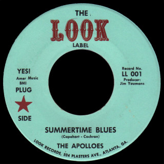 Apolloes Look 45 Summertime Blues