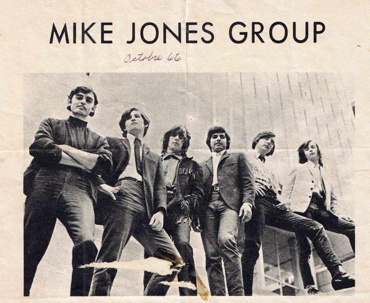 Mike Jones Group Photo