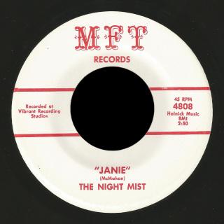 Night Mist MFT 45 Janie