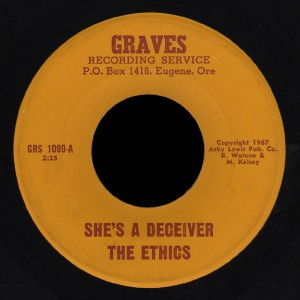 Ethics Graves 45 She's a Deceiver