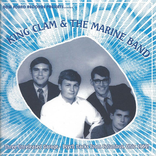 King Clam Marine Band Now Sound EP