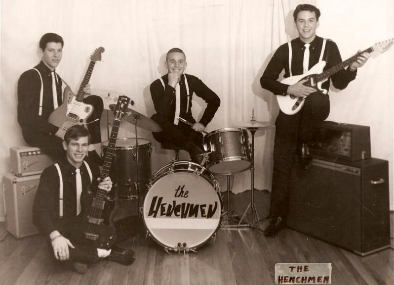 Photo of the Henchmen, Hobbs, NM