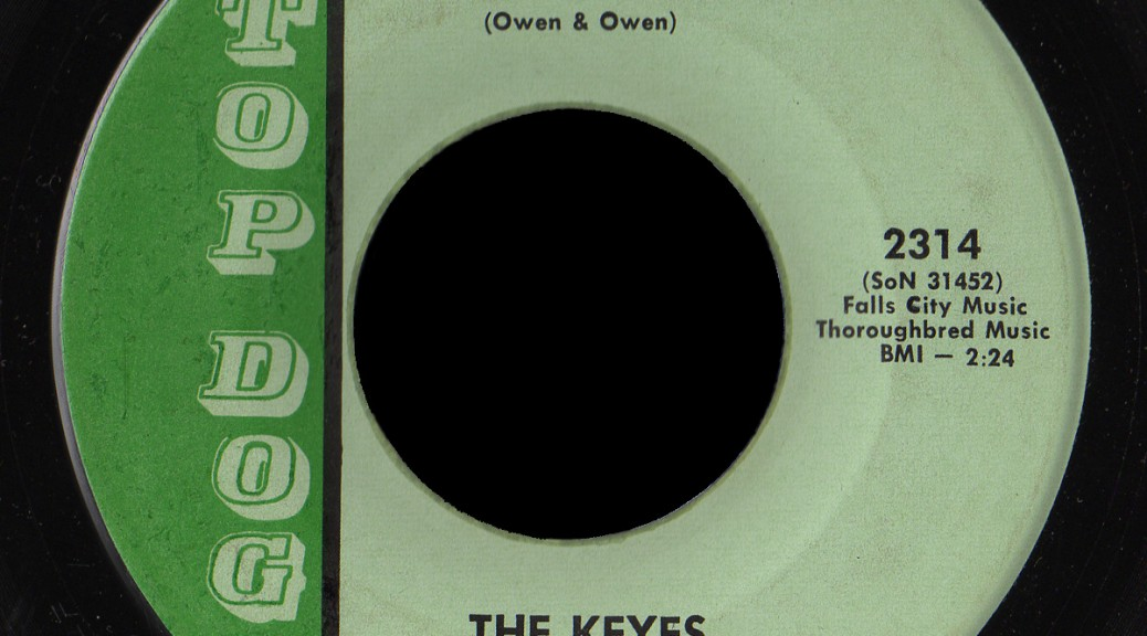 Keyes Top Dog 45 She's the One