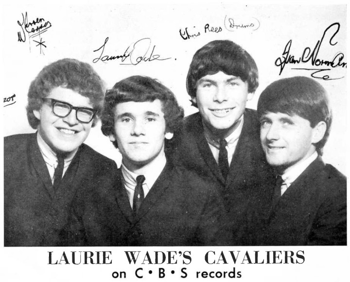 Laurie Wade's Cavaliers Photo