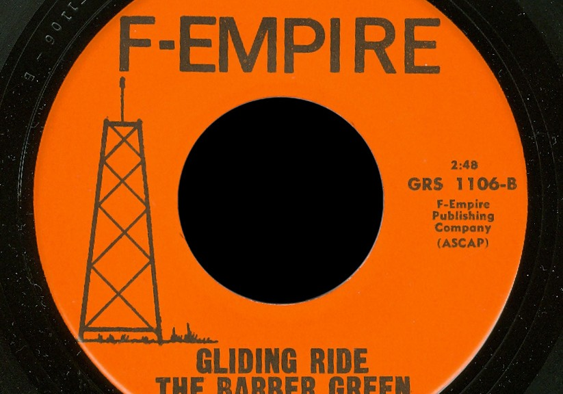 Barber Green F-Empire 45 Gliding Ride
