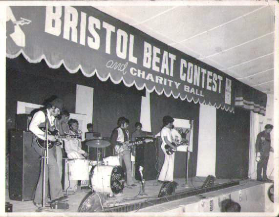Frustrations Amalgamated Bristol Beat Contest Madras