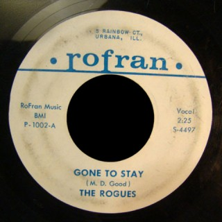 Rogues Rofran 45 Gone to Stay