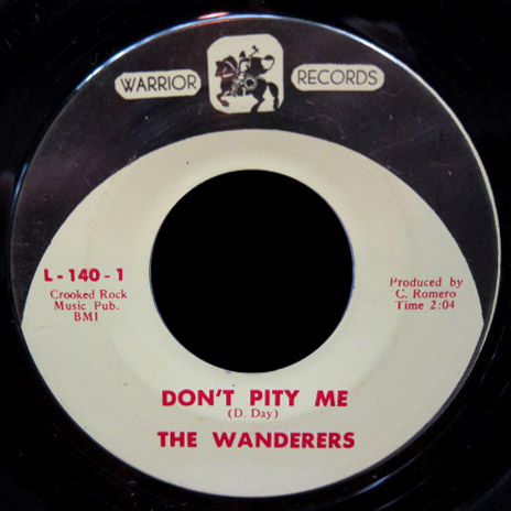 Wanderers Warrior 45 Don't Pity Me