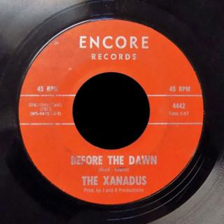 Xanadus Encore 45 Before the Dawn