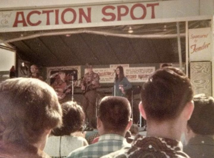 The Mind's Eye at the Action Spot, Texas State Fair, 1967