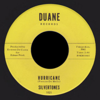 The Silvertones Duane 45 Hurricane