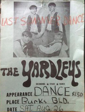 Yardleys Poster
