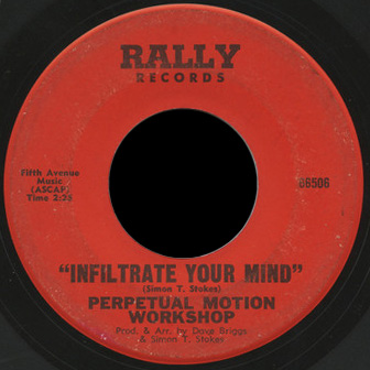Perpetual Motion Workshop Rally 45 Infiltrate YourMind