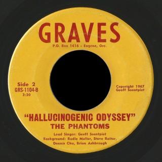 Phantoms Graves 45 Hallucinogenic Odyssey