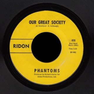 Phantoms Ridon 45 Our Great Society