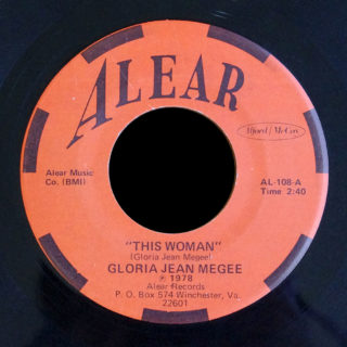 Gloria Jean Megee Alear 45 This Woman
