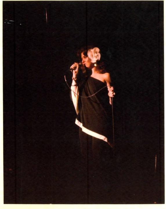 Gloria Jean Megee live in Wheeling, 1978