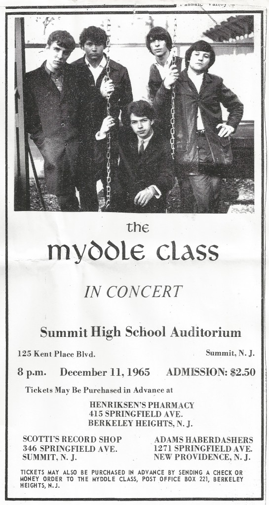 Myddle Class Summit High December 11, 1965