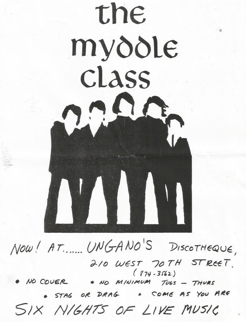 Myddle Class Unganos