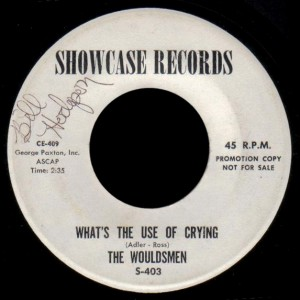 Wouldsman Showcase 45 What's the Use of Crying