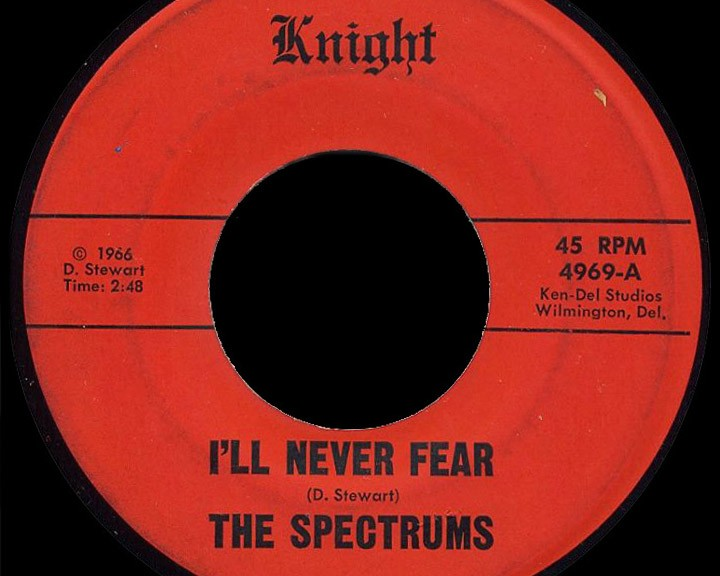 Spectrums Knight 45 I'll Never Fear