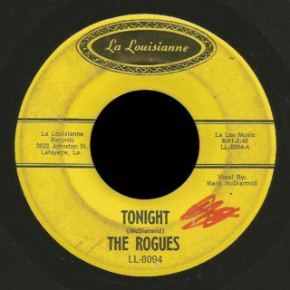 Rogues La Louisianne 45 Tonight