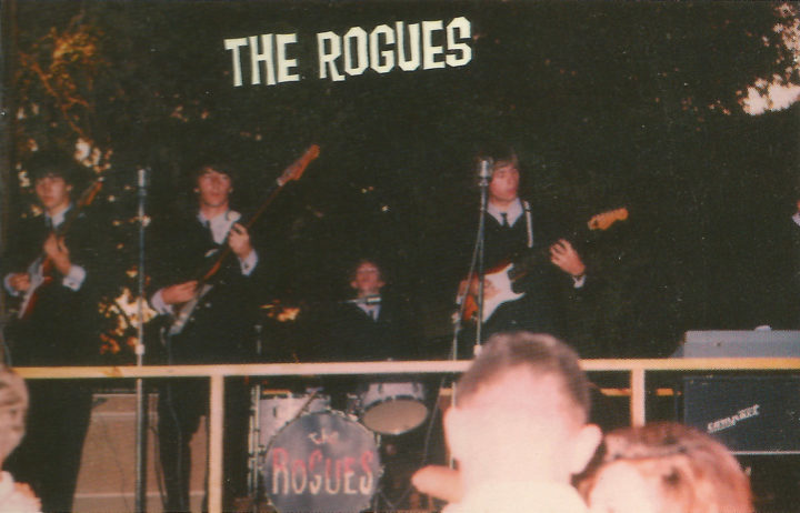 Rogues of Louisiana, photo from Teenage Shutdown