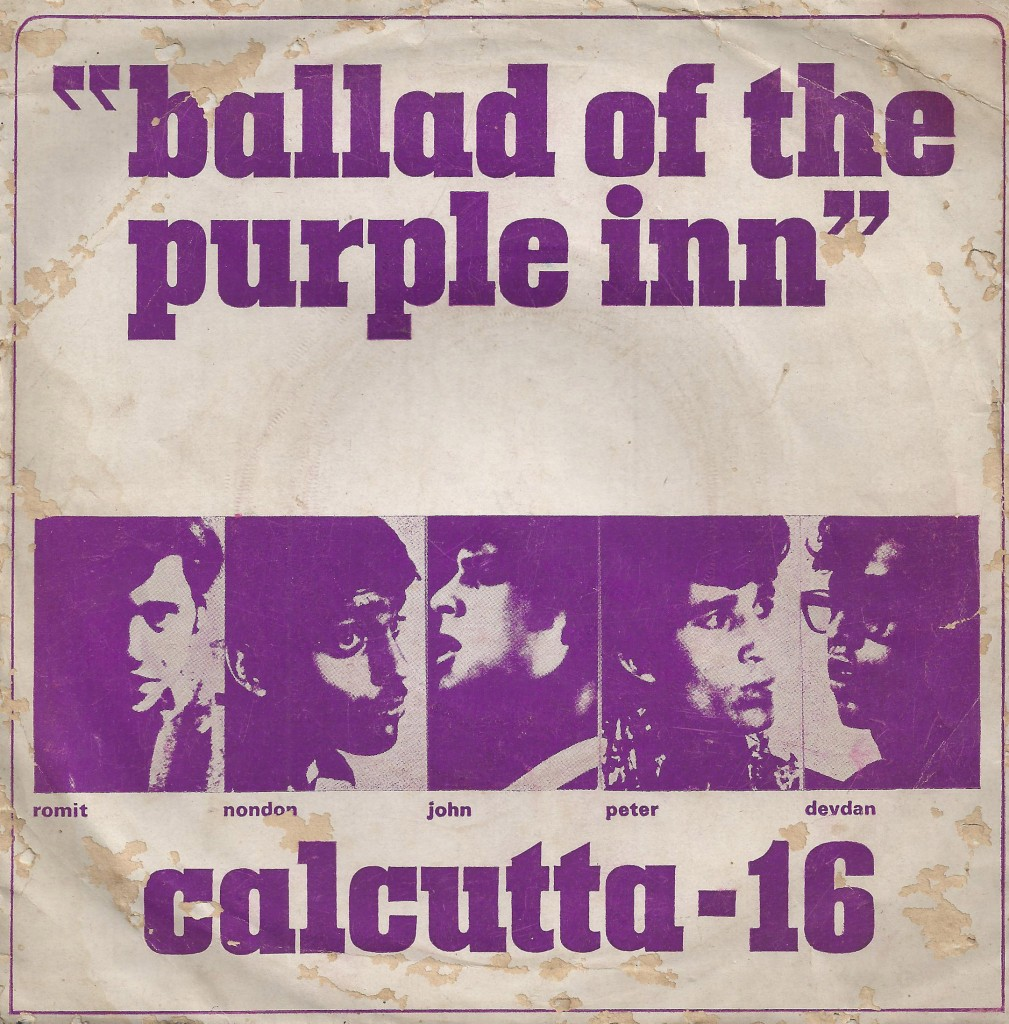 Calcutta-16 HMV NE 1003 Ballad of the Purple Inn