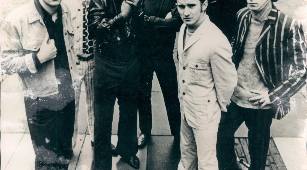 Carl Douglas & The Big Stampede 1967