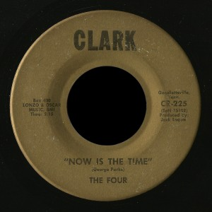The Four Clark 45 Now Is the Time
