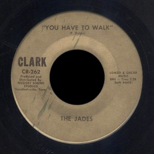 Jades Clark 45 You Have to Walk