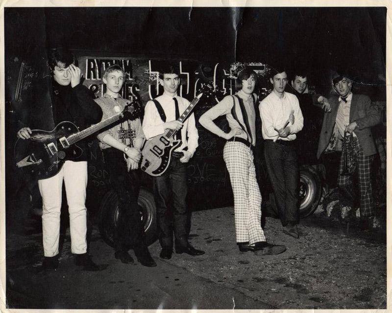 The Mark Leeman Five - Forbidden Fruit / Going To Bluesville