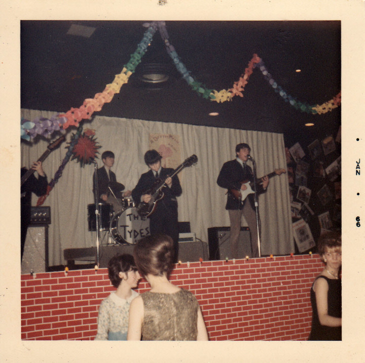 The Tydes Mouse Trap Club, January 1966