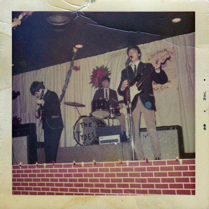 Tydes Mouse Trap Club, January 1966
