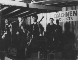 The Coachmen - Grannys Teen Club, Opp, Alabama 1965