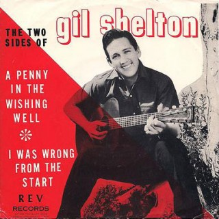 The Two Sides of Gil Shelton, Rev picture sleeve