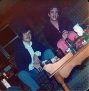 IV Pak Frank Carter and Anthony Carter, 1973