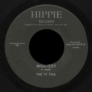 IV Pak Hippie 45 Whatzit?