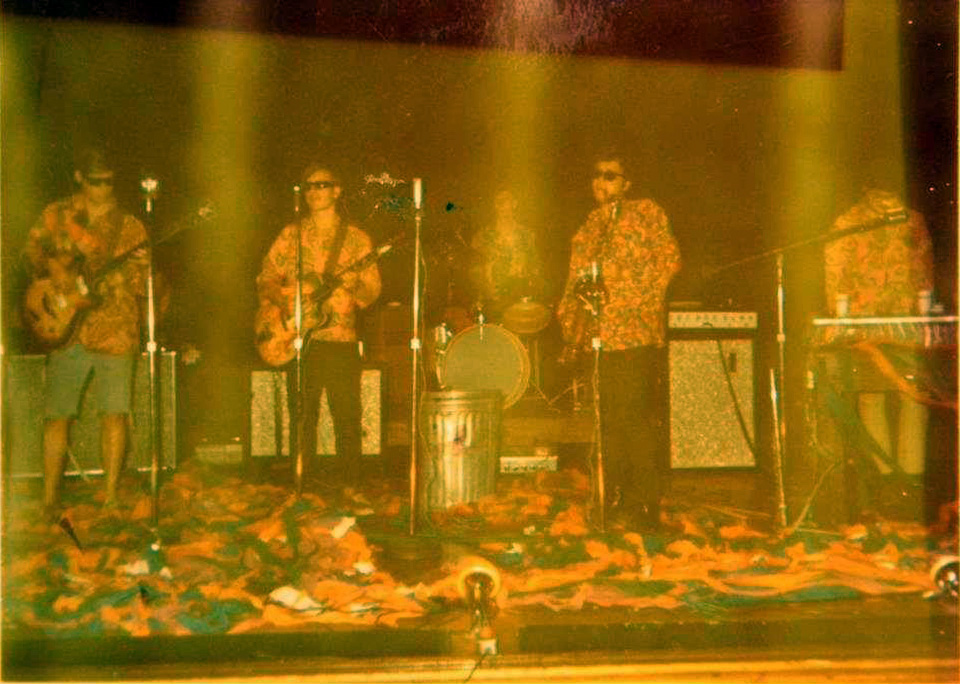 The Lost Soul, Live 1968