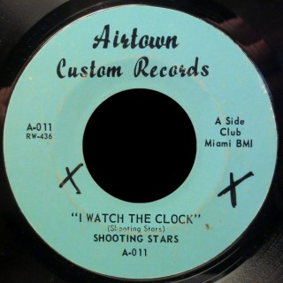 Shooting Stars, Airtown Custom 45 I Watch the Clock