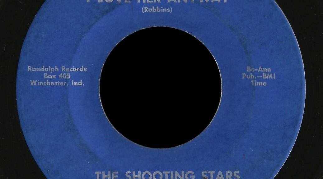 Shooting Stars, Randolph 45 I Love Her Anyway