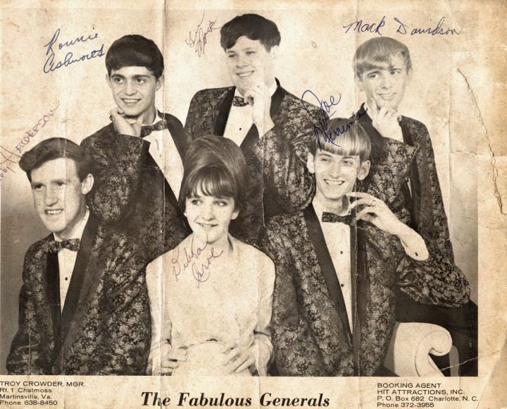 The Fabulous Generals Promo Photo